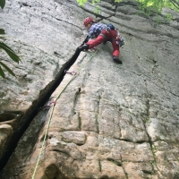 The Red River Gorge (RRG) by Theresa D'Aquila