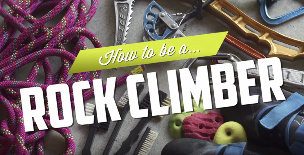 How to be a Rock Climber in Yosemite