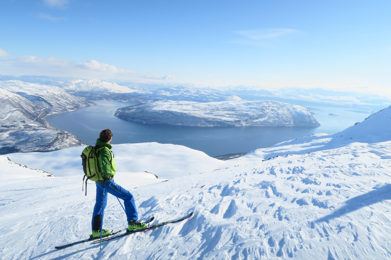 A picture from Langfjordbotn - Finnmark by Explore-Share