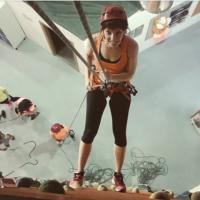 Gravity Climbing Centre by Ivonne Verao