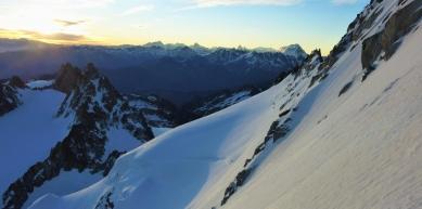 A picture from Glacier d\'Argentière by Deborah Bionaz