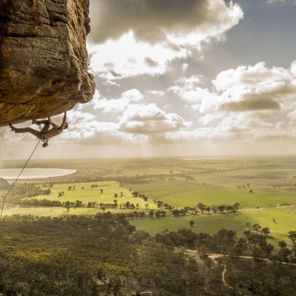 Mount Arapiles by Jay  Productions