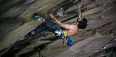 A picture from Massone, Arco, Italy by La Sportiva