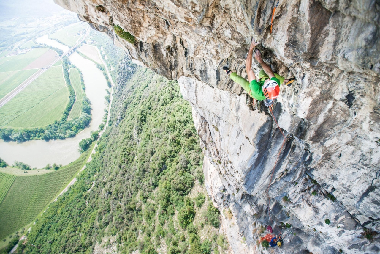 A picture from Brentino Wall by La Sportiva