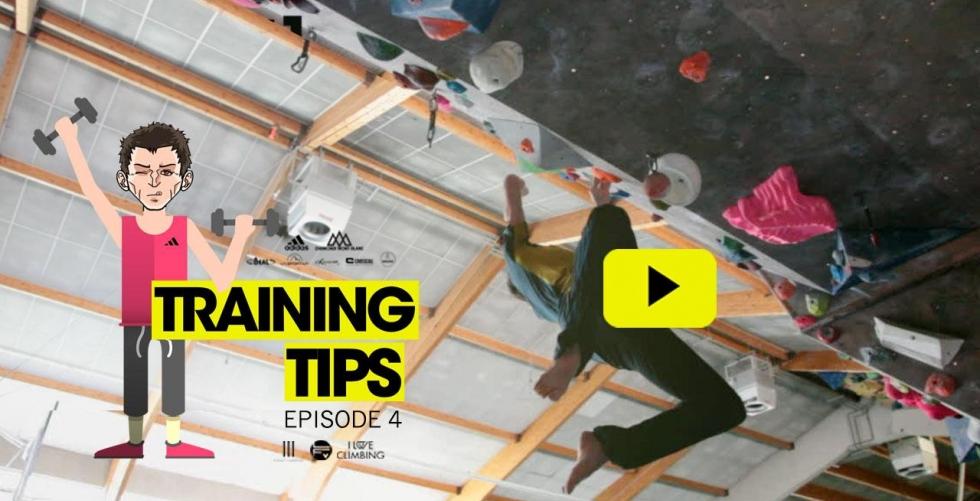Training tips #4 in Chamonix