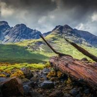 Isle of Skye, Scotland by Dave Heaton