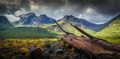 A picture from Isle of Skye, Scotland by Dave Heaton
