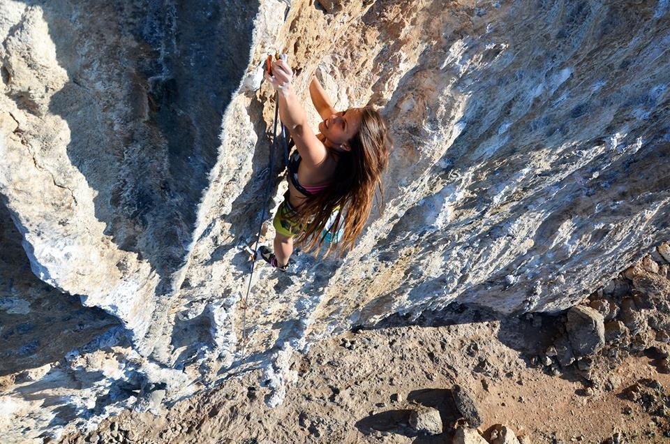 A picture from Kalymnos by Crafty Climbing