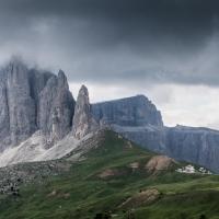 Sellajoch Dolomiti by Katharina Rasp