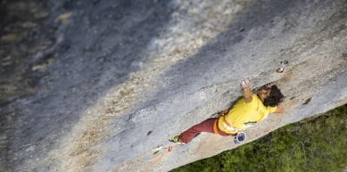 A picture from Céüse by La Sportiva