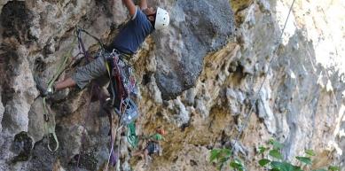 A picture from Cueva de la cumbia, N.L. México by carlos vargas
