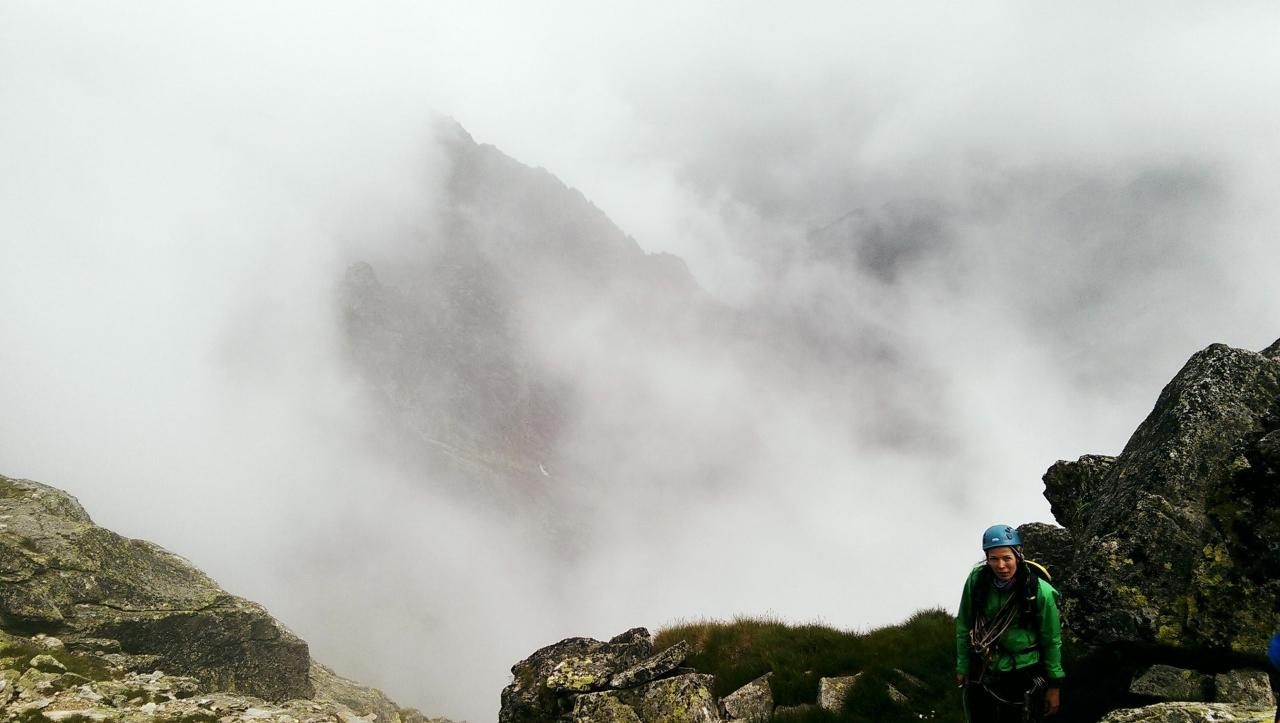 A picture from Vysoké Tatry / High Tatras by Csilla Mezei