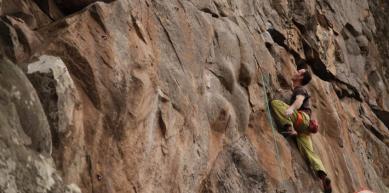 A picture from Tarifa, San Bartolo by Globe Climber