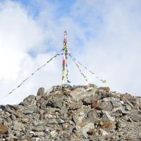Monte Rosa, Alagna Valsesia by Deborah Bionaz