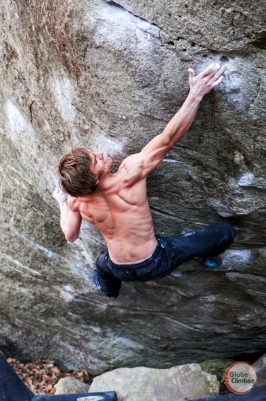 A picture from Chironico by Globe Climber
