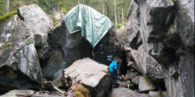 A picture from Magic Wood by BlocBusters Bouldering
