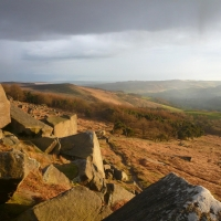Stanage by Paul Bonaud