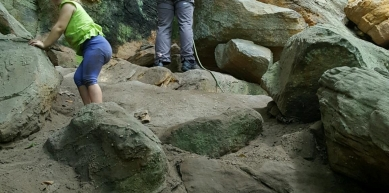 A picture from The Red River Gorge (RRG) by Justin Bowers