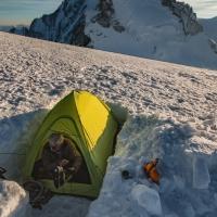 Mont Blanc du Tacul by Kivik Francois