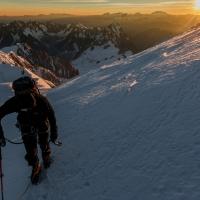 Chamonix - Mont Blanc by Kivik Francois