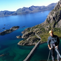 Lofoten Islands by Filippo Ghilardini