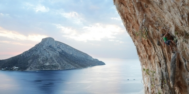 A picture from Kalymnos - Grande Grotta by Pascal Blc