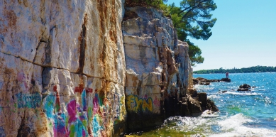 A picture from Rovinj by Agata Kowalik