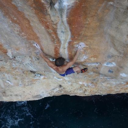 Cueva del Diablo, Mallorca by Arnau Terribas