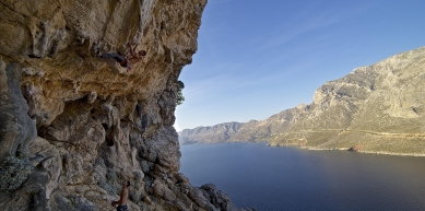 A picture from Kalymnos by Zack DiCristino