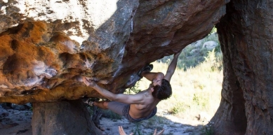 A picture from Rocklands by BlocBusters Bouldering