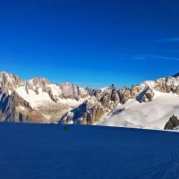 Mont Blanc / Monte Bianco by Deborah Bionaz