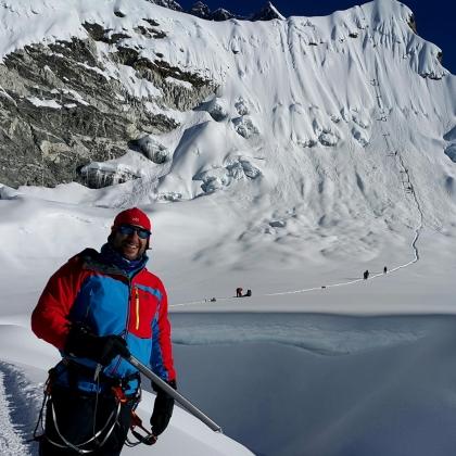 Island peak expedition oct 15.2016 by George  Saado