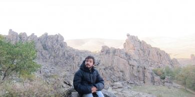 A picture from Karakayalar  by sevket teber