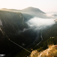 Tijesno Canyon / Bosnia and Herzegovina by Sebastian Wahlhuetter