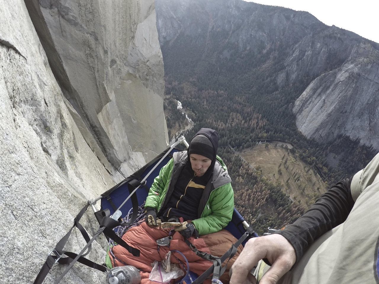 A picture from El Capitan by Mich the K