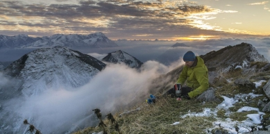 Under the Roof by MSR / Mountain Safety Research