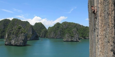 A picture from The Face, Ha Long Bay, Vietnam by Ben O'Neill