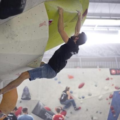 E4 Kletterhalle by BlocBusters Bouldering