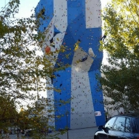 Up Urban Climbing by Estella Rondelli