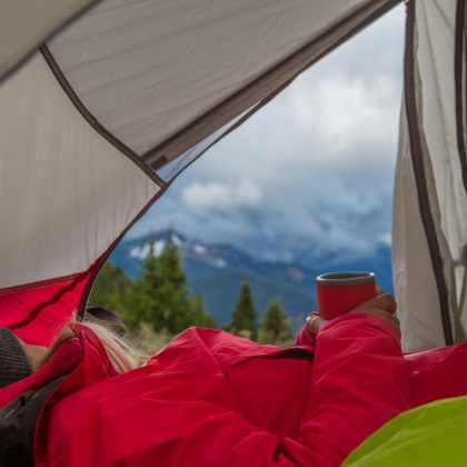 Chilcotin, BC by MSR / Mountain Safety Research