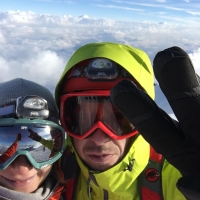 Mont Blanc / Monte Bianco by Alexandra Palos