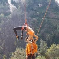 Climbing Area_Falesia Agerola_AmalfiCoast by direzione verticale