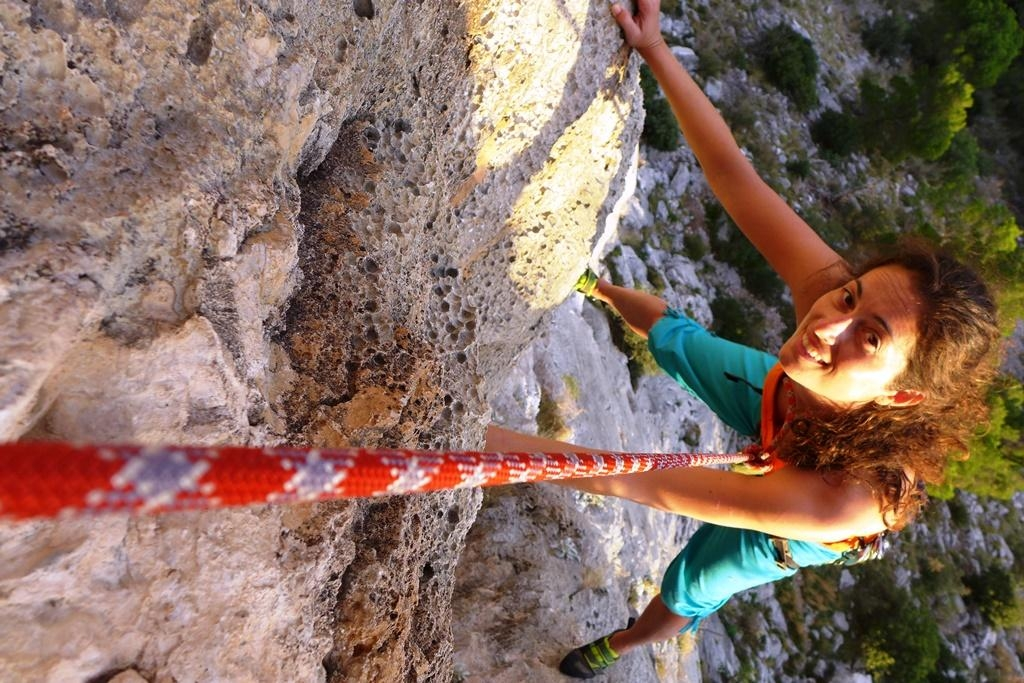 A picture from Omiš by Cousin Trestec