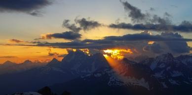 Mt. Ushba - Khergiani Route