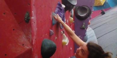 A picture from BeBloc Salle d\'escalade by Geraldine Doumont