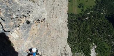 A picture from Dolomiti di Brenta / Brenta Dolomites by gaggioli marco