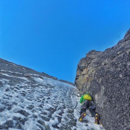 Tredenus - North Italian Alps by Andrea Borrello