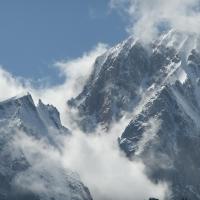 Mont Blanc / Monte Bianco by Francesco Signorelli