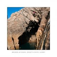 Lundy, Island by Simon Cardy