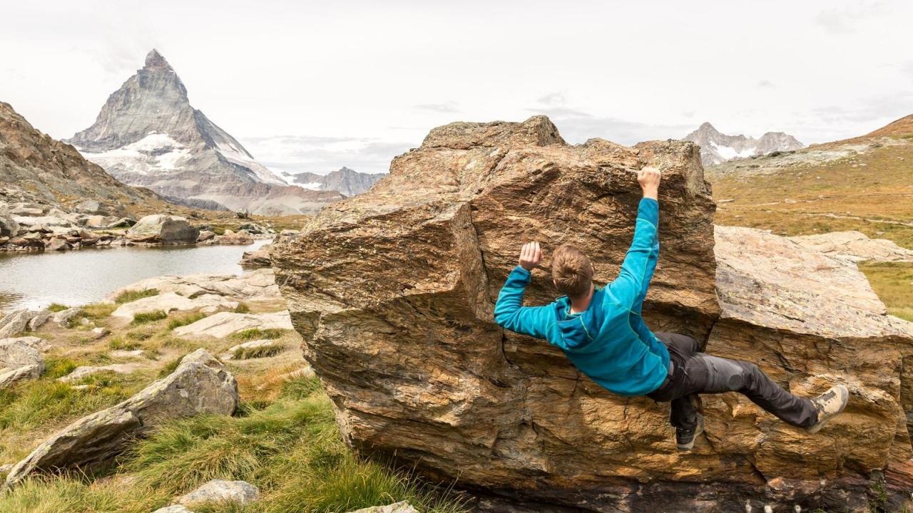 A picture from Matterhorn by Robert Grew